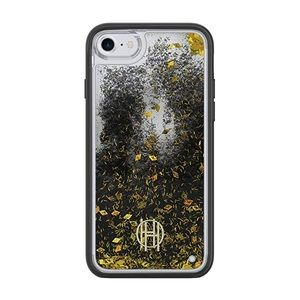 NWT House of Harlow 1960 Liquid Glitter iPhone